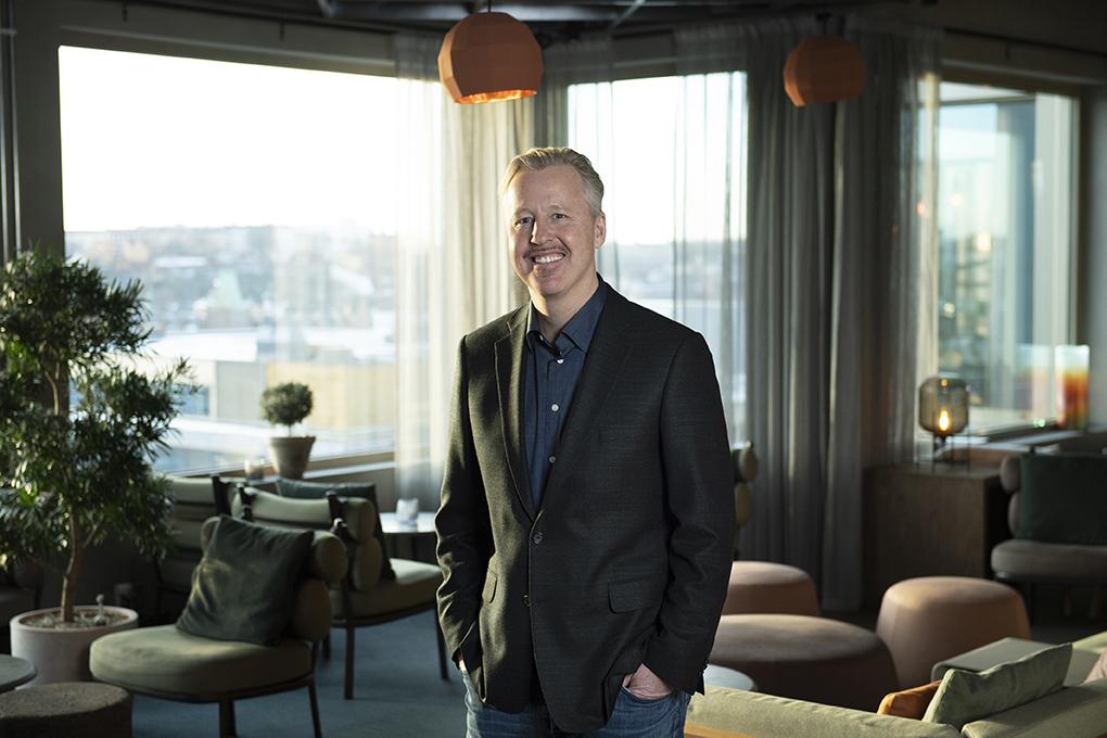 Björn Arnek, chefsekonom på Annordia