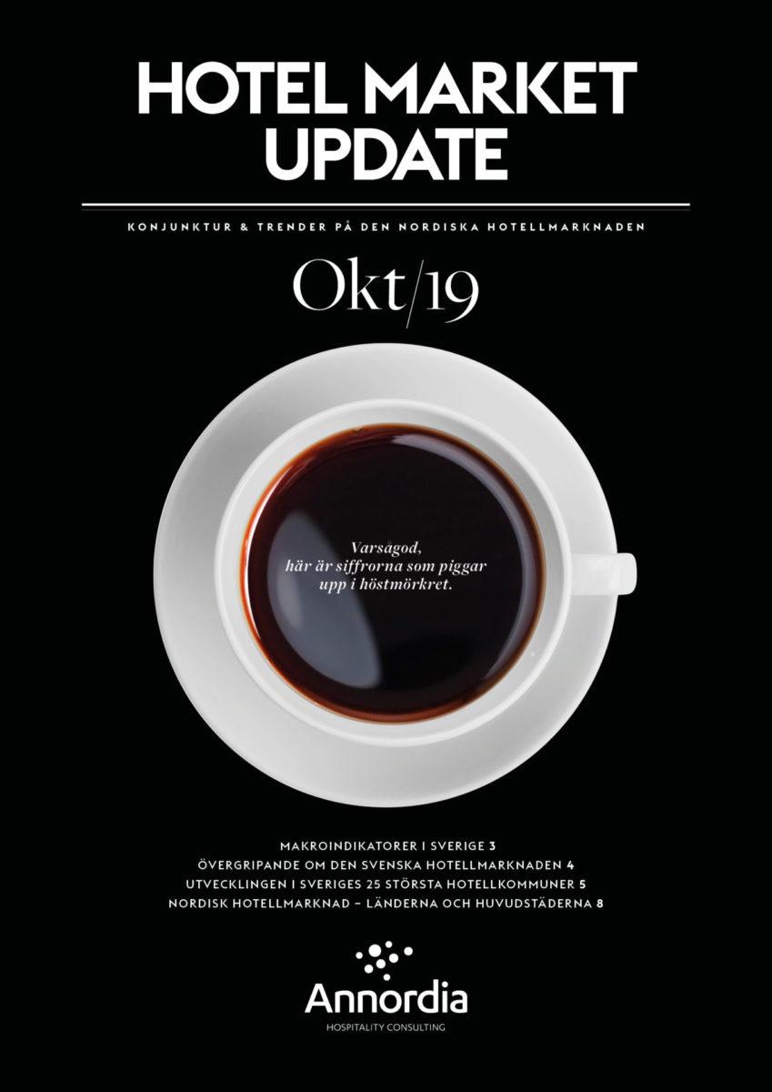 Hotel Market Update OKT 19