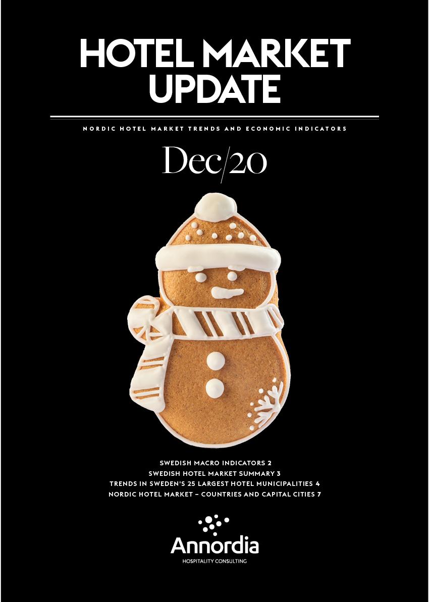 Hotel Market Update Annordia DECEMBER 2020 p1