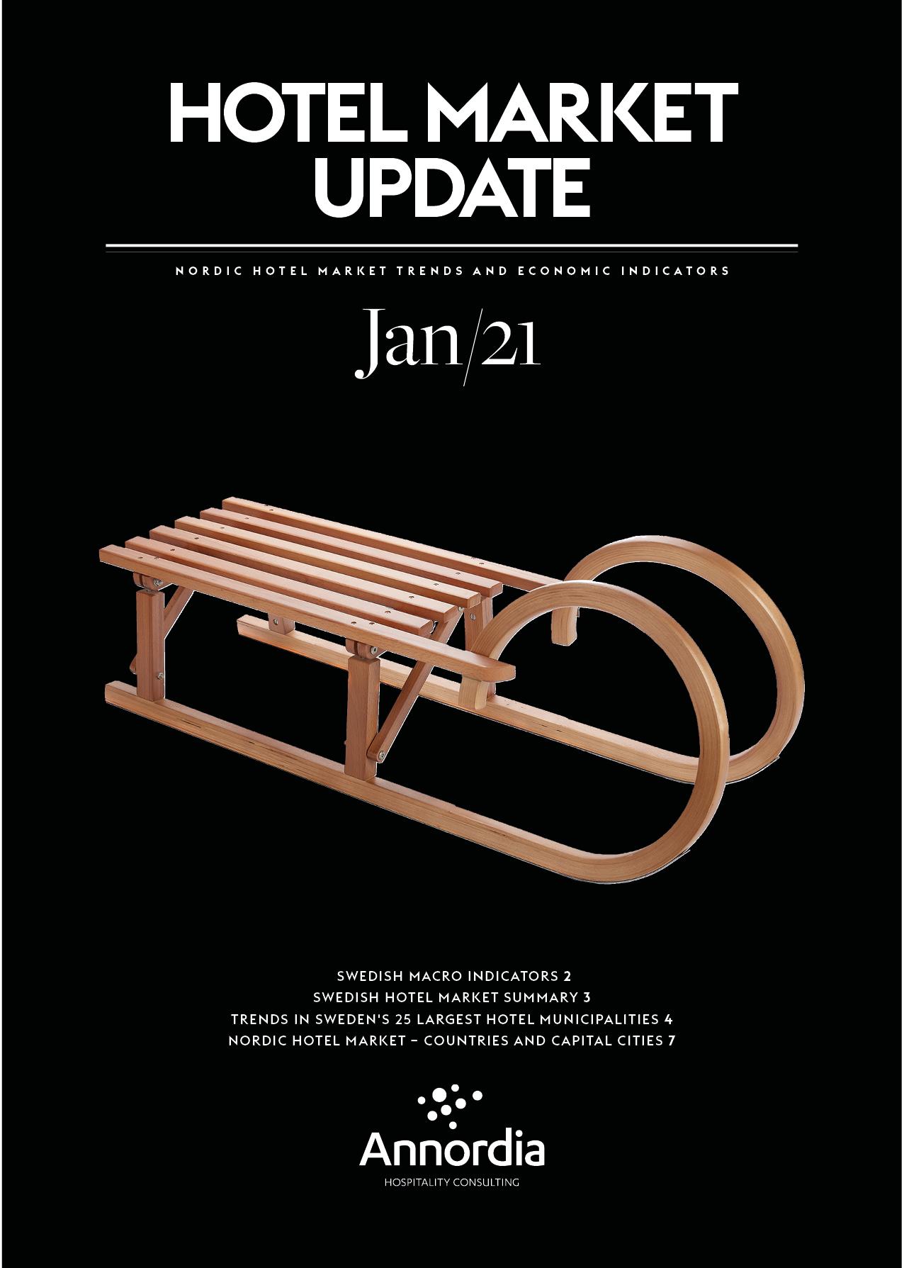 Hotel Market Update Annordia JANUARI 2021 p1