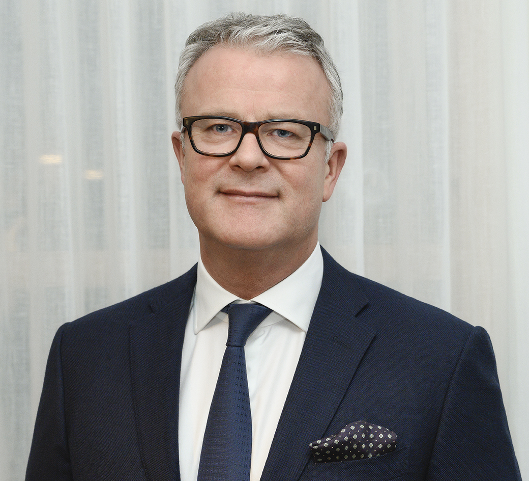 Fredrik Utheim, Head of Valuation & Analysis at Annordia