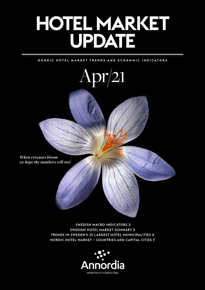 Hotel Market Update Annordia APRIL 2021