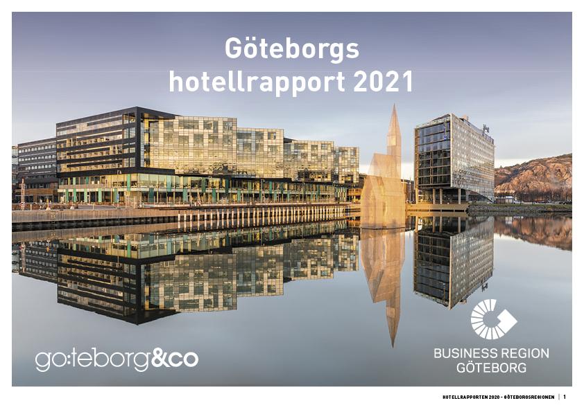 Göteborgsregionen Hotellrapport 2021