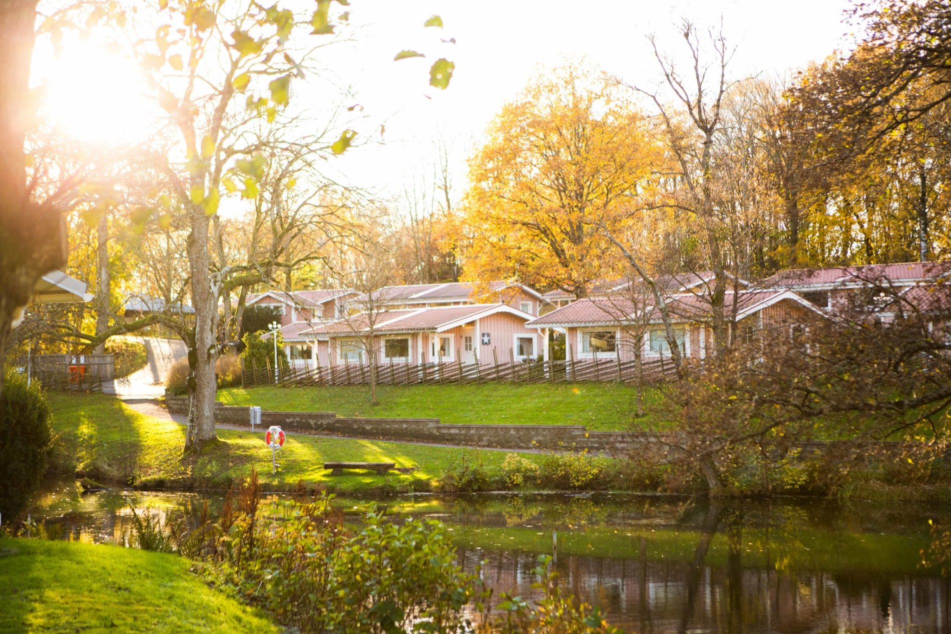 Lisebergsbyns camping