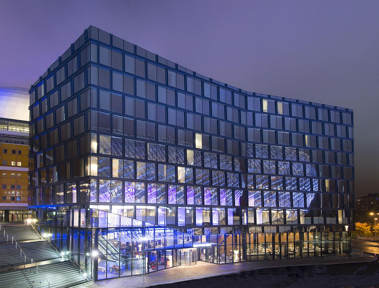 Quality Hotel Globe, Stockholm